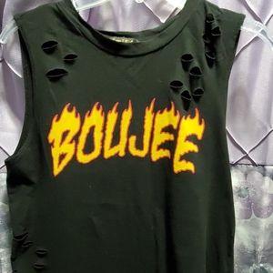 BOUJEE Sleeveless shirt. ⭐3 x $20⭐
